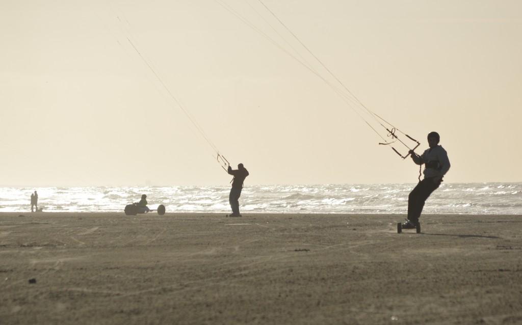 KiteLandBoardschool-Wijk aan Zee