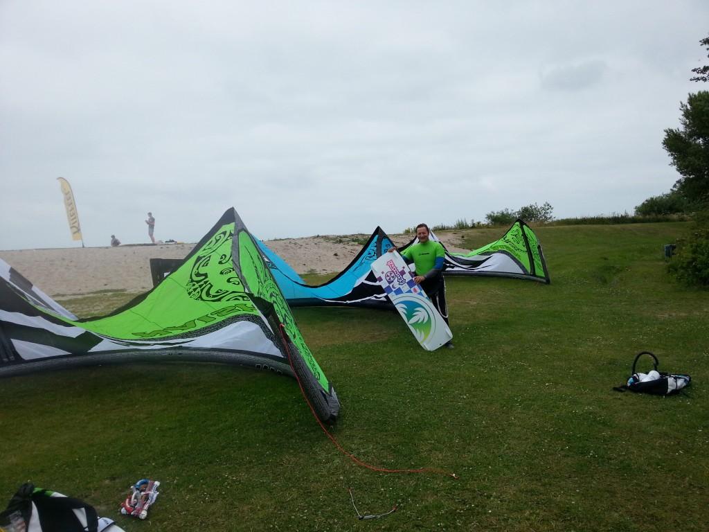 Kitesurfschool-Andijk