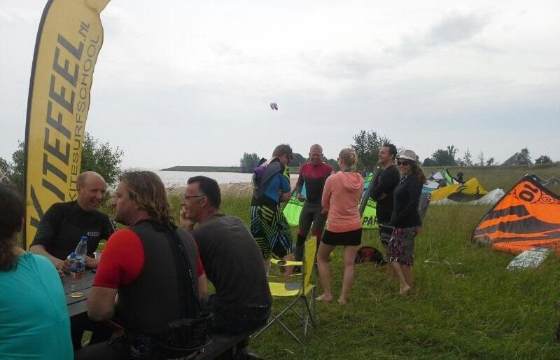 Kitesurfschool-Edam